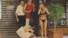 Вера Фишер и Сорайя Равенле в бикини
