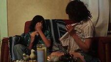 Горячая сцена с Индиго Раэль