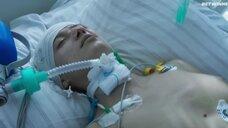 Андреа Тивадар в больнице