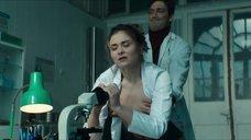 5. Секс сцена с Вероникой Лысаковой – Вампиры средней полосы