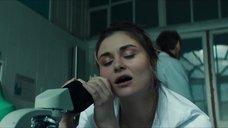 9. Секс сцена с Вероникой Лысаковой – Вампиры средней полосы