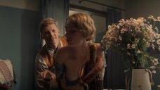 12. Красивая секс сцена с Марией Лисовой – За час до рассвета
