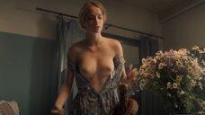 Красивая секс сцена с Марией Лисовой