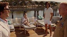 6. Дженьюэри Джонс в белом купальнике – Люди Икс: Первый класс