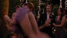 Эшли Грин засветила трусики в танце