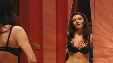 Сексуальная Юлия Такшина в белье