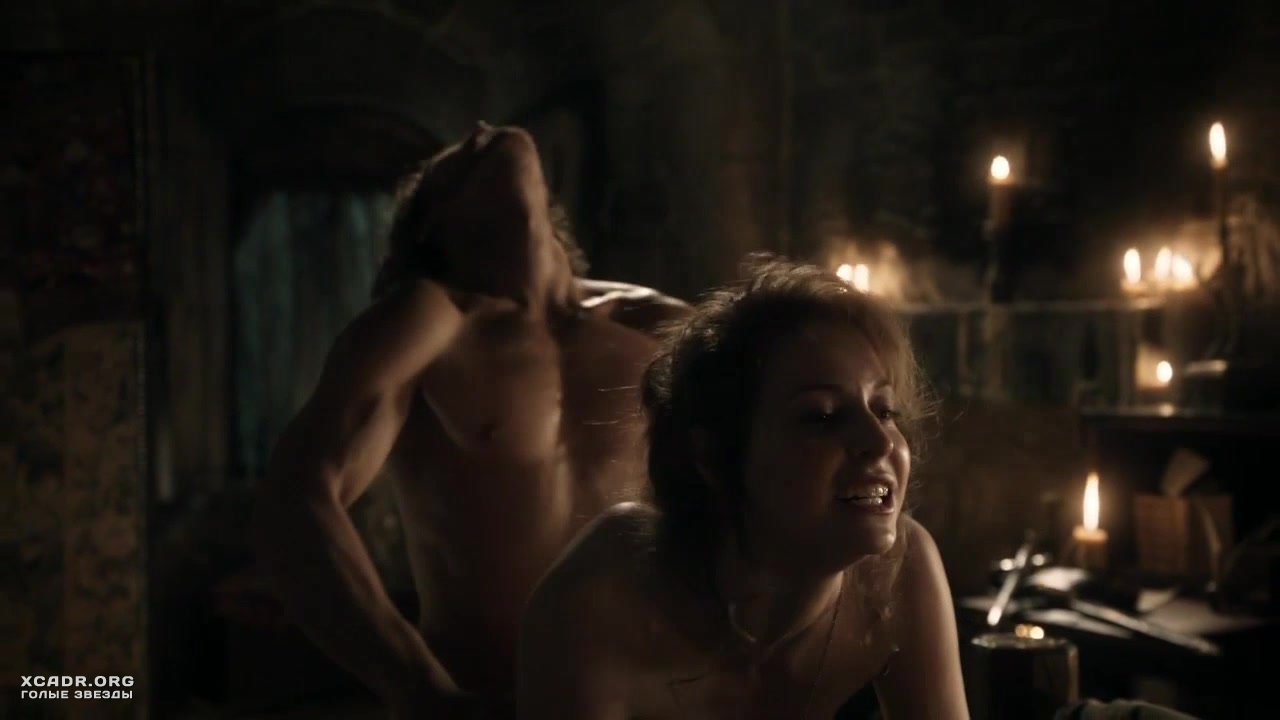 эротическая сцена из фильма на игре дамблдором прошла для