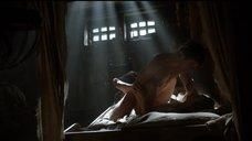 Секс с Эми Доусон в каюте