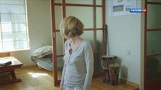Торчащие соски Ольги Ломоносовой