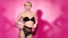 Майли Сайрус в рекламе «Golden Lady»