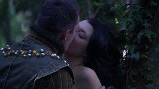 3. Секс с Натали Дормер в лесу – Тюдоры