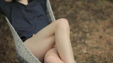Ножки Натали Дормер