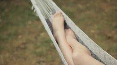 6. Ножки Натали Дормер
