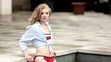 8. Соблазнительная Натали Дормер для Esquire