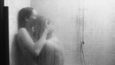 Поцелуй с Юлией Хлыниной в душе