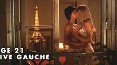 Лесбийский поцелуй Гвинет Пэлтроу с Татьяной Эбби