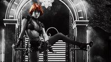 2. Эротический танец Джессики Альбы – Город грехов 2: Женщина, ради которой стоит убивать