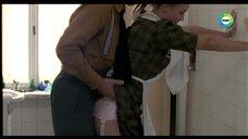 Интимная сцена с Юлией Пересильд
