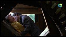 10. Интимная сцена с Елизаветой Боярской – Я вернусь