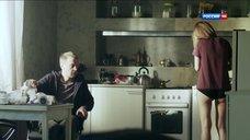 4. Виктория Исакова в черных трусиках – Родина