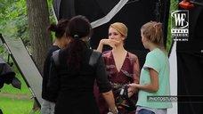 1. Виктория Исакова в фотосессии для «World Fashion Channel»