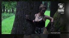 2. Виктория Исакова в фотосессии для «World Fashion Channel»