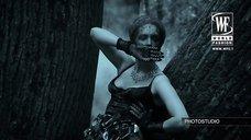 4. Виктория Исакова в фотосессии для «World Fashion Channel»