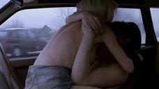 Секс с Клавдией Коршуновой в машине