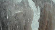7. Асмус, Кузнецова, Лебедева, Малахова и Микульчина под водопадом – А зори здесь тихие... (Россия)