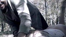 9. Изнасилование Сары Батлер в лесу – Я плюю на ваши могилы