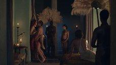 7. Секс с Люси Лоулесс – Спартак: Кровь и песок