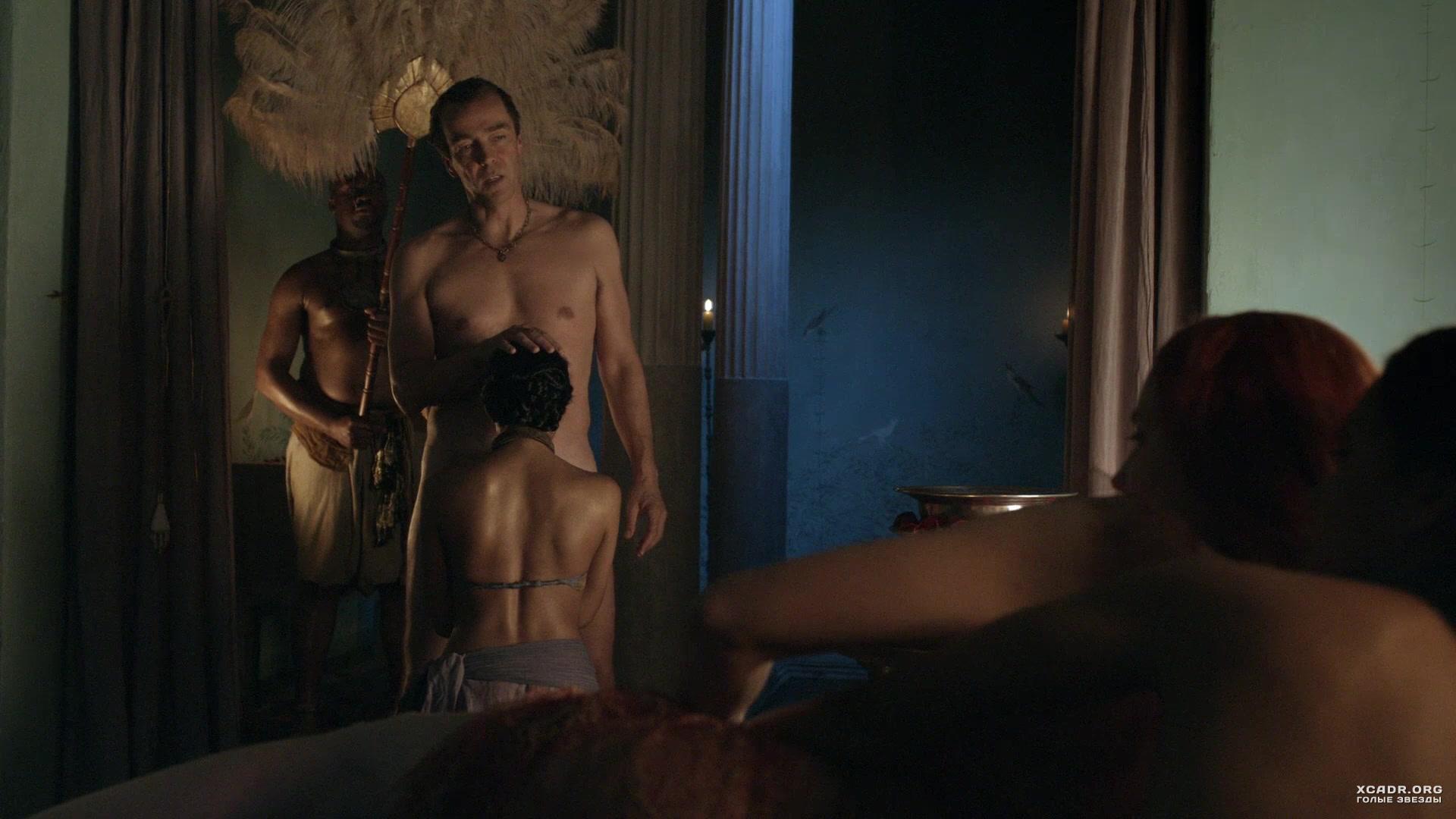 Секс видео из фильма спартак