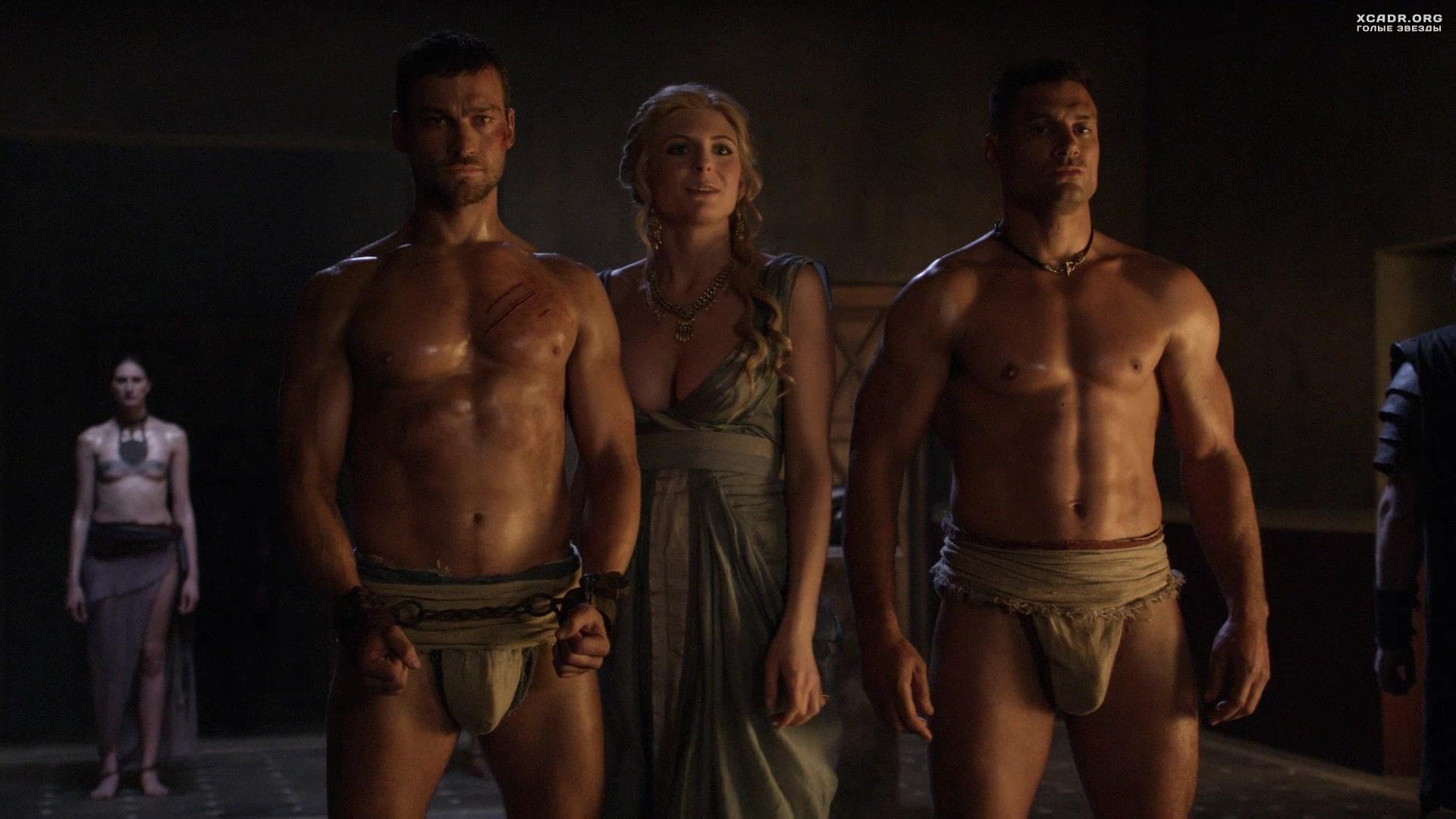 Spartacus sex scene lucy lawless crixus free pics