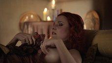 7. Неудачный секс с Люси Лоулесс – Спартак: Кровь и песок