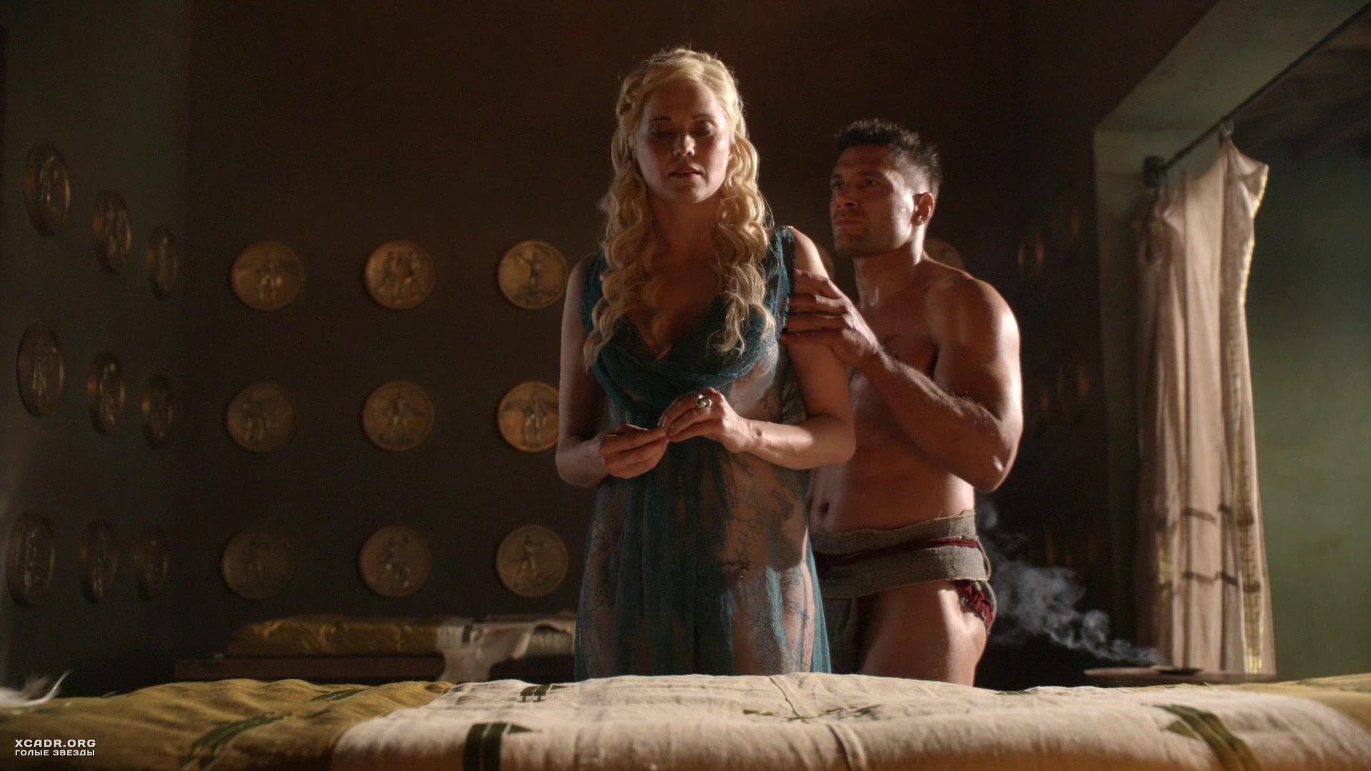 Сцены секса в сериалах