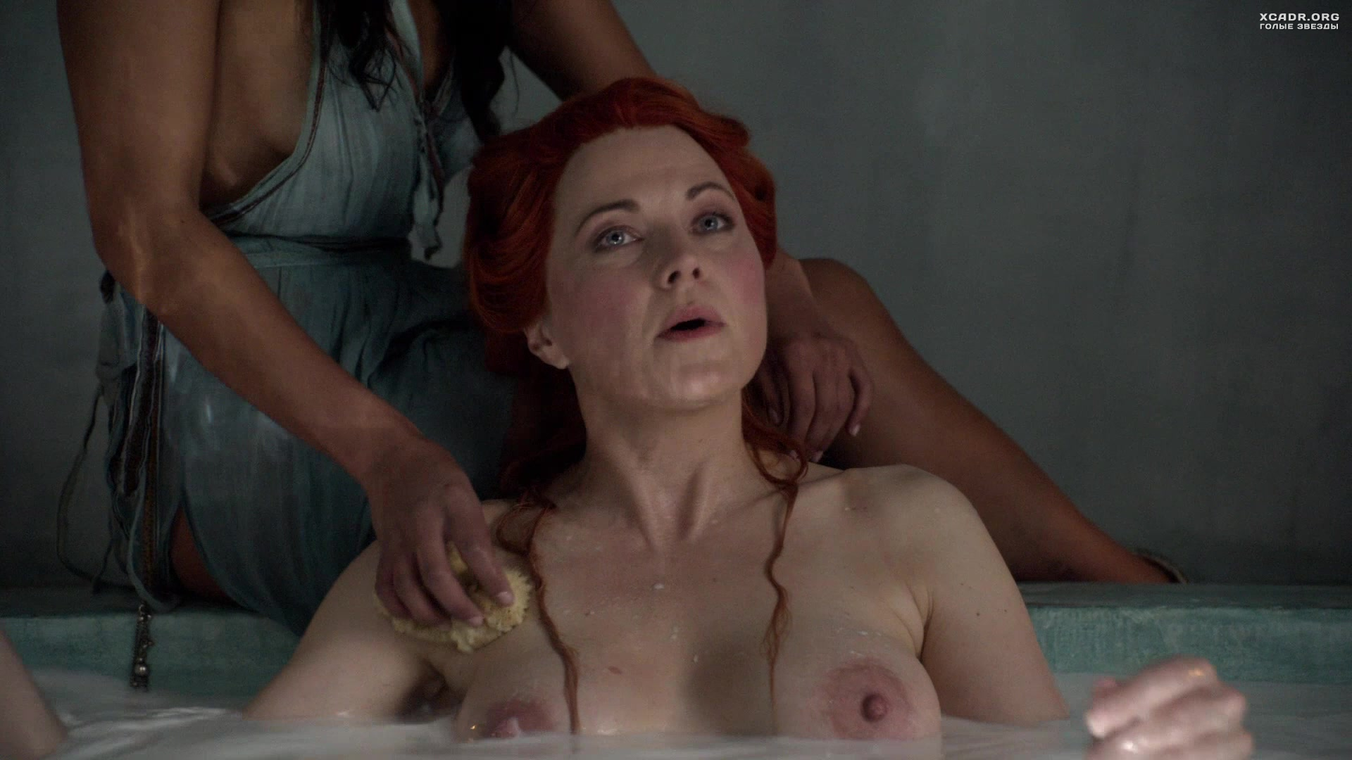 Смотреть видео люси лоулесс в порно сценах