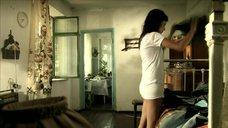 2. Агния Кузнецова одевает штаны – Пара гнедых