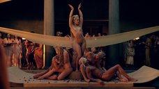 Эротическое представление для вельмож Древнего Рима