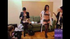 6. Ким Кардашьян в белье