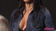 3. Сексуальная Ким Кардашьян для «Allure»