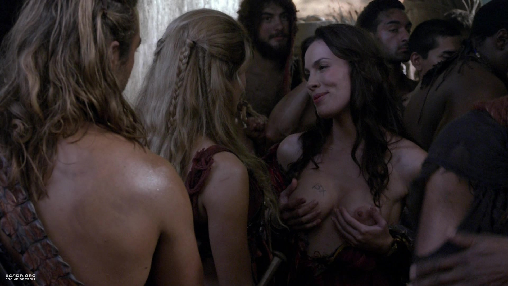 Flashing the flesh a history of tv nudity