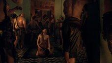 Гуляния после боя в Древнем Риме