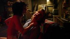Секс с Лаурой Уиггинс в подвале