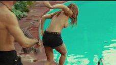 2. Секс с Эльзой Патаки в бассейне – Хочу в Голливуд