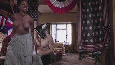 7. Шанола Хэмптон занимается сексом на камеру – Бесстыжие