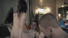 Секс с Исидорой Горештер