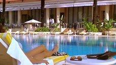 4. Одри Тоту в купальнике – Роковая красотка