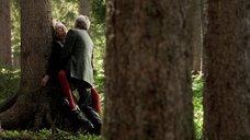 Секс с Джейн Фонда в лесу