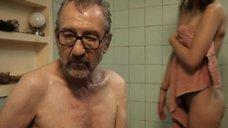 3. Мария Вальверде засветила лобок – Мадрид, 1987 год