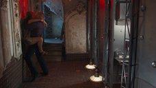 1. Секс с Ольгой Дибцевой в туалете – Бой с тенью 3D: Последний раунд
